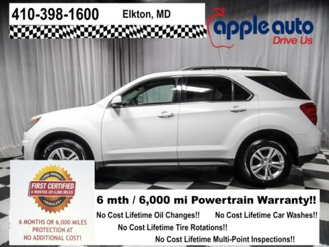 Pre-Owned 2010 Chevrolet Equinox LT FWD 4D Sport Utility