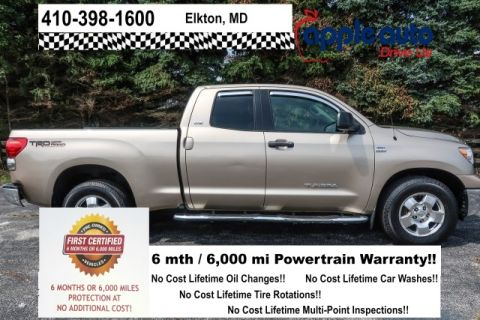 Pre-Owned 2007 Toyota Tundra SR5 RWD 4D Double Cab