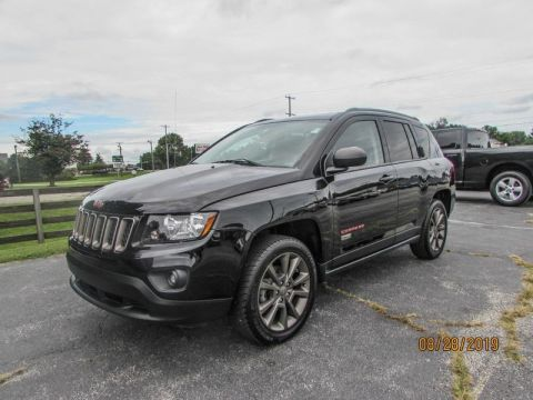 Pre-Owned 2016 Jeep Compass 75th Anniversary Front Wheel Drive SUV