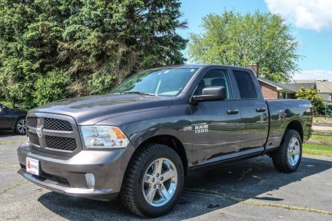 Pre-Owned 2016 Ram 1500 Express Four Wheel Drive Pickup Truck