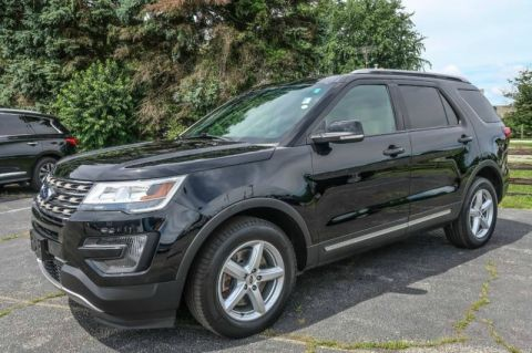 Pre-Owned 2016 Ford Explorer XLT Four Wheel Drive SUV