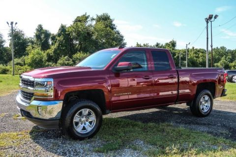 Pre-Owned 2016 Chevrolet Silverado 1500 LT Four Wheel Drive Pickup Truck