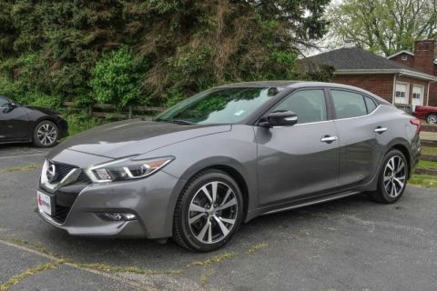 Pre-Owned 2016 Nissan Maxima 3.5 SV Front Wheel Drive Sedan