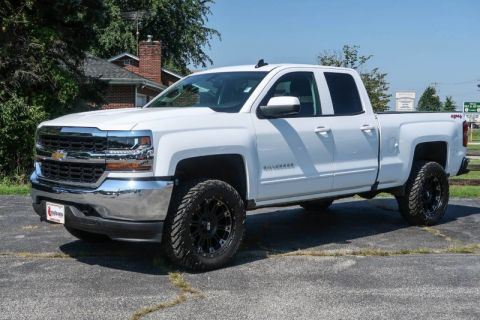 Pre-Owned 2019 Chevrolet Silverado 1500 LD LT Four Wheel Drive Pickup Truck