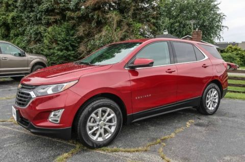 Pre-Owned 2018 Chevrolet Equinox LT Front Wheel Drive Sport Utility