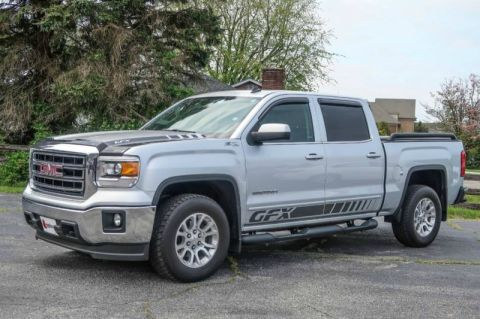 Pre-Owned 2014 GMC Sierra 1500 SLE Four Wheel Drive Pickup Truck